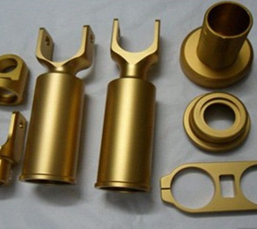 brass part